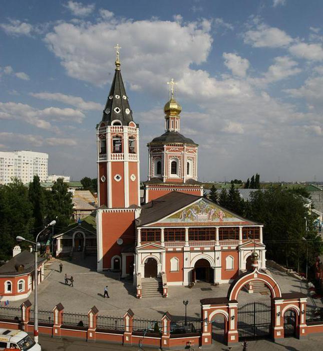 Свято троицкий собор саратов