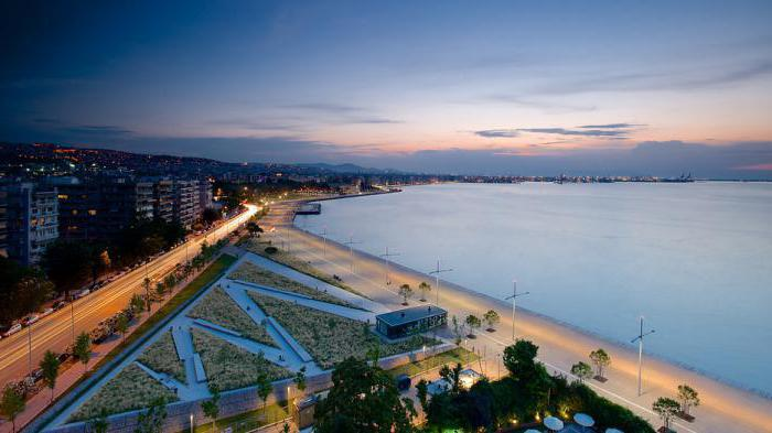 Пляжи в греции недвижимость