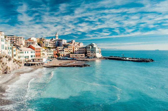 Где отдыхать в италии на море