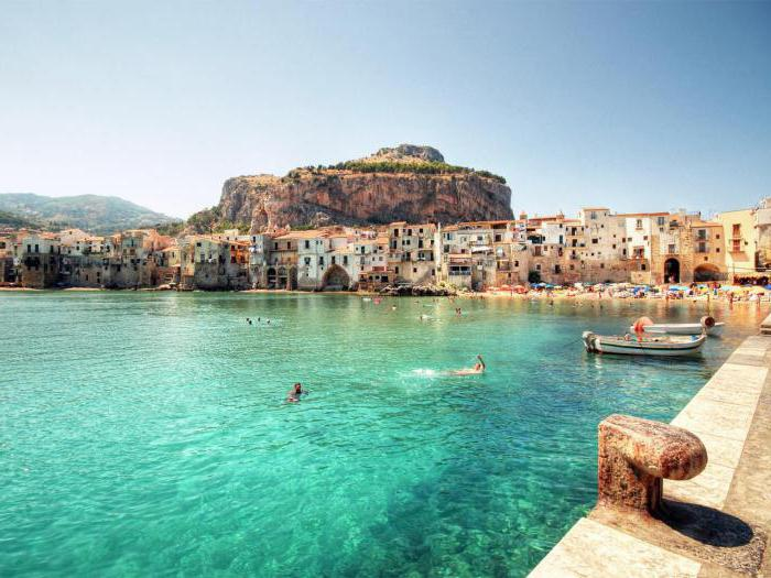 Где лучше отдыхать в италии на море