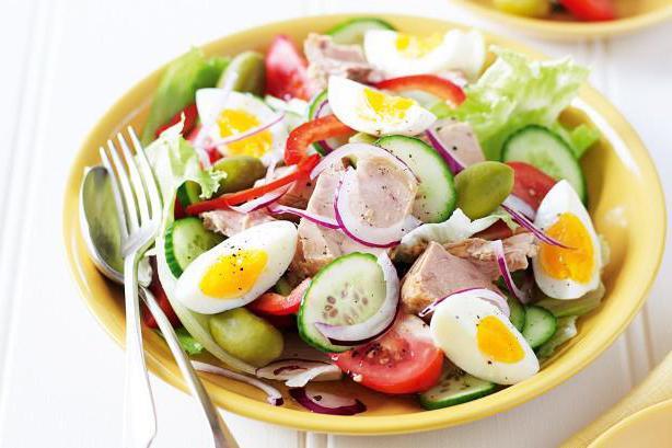 спаржевый салат каталонский рецепты с курицей