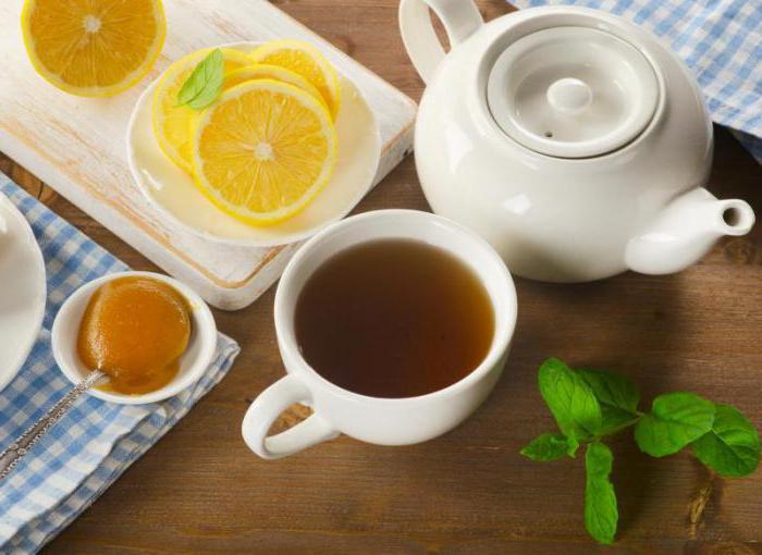 Можно ли похудеть от чая