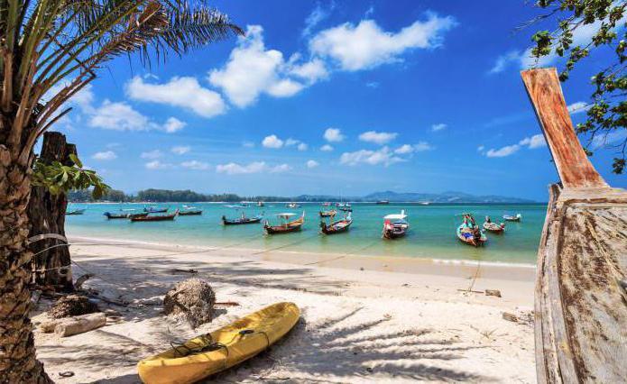 Пляж банг тао где поесть
