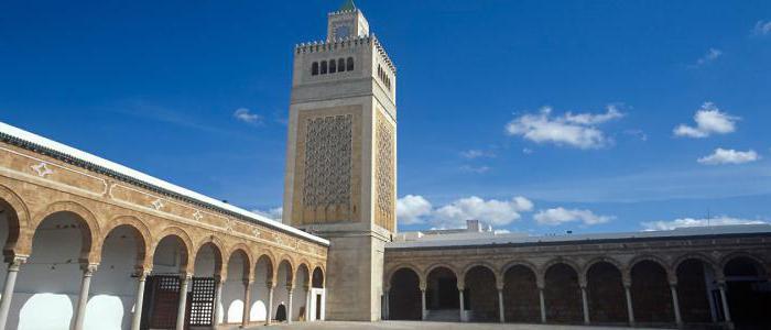 Тунис из спб