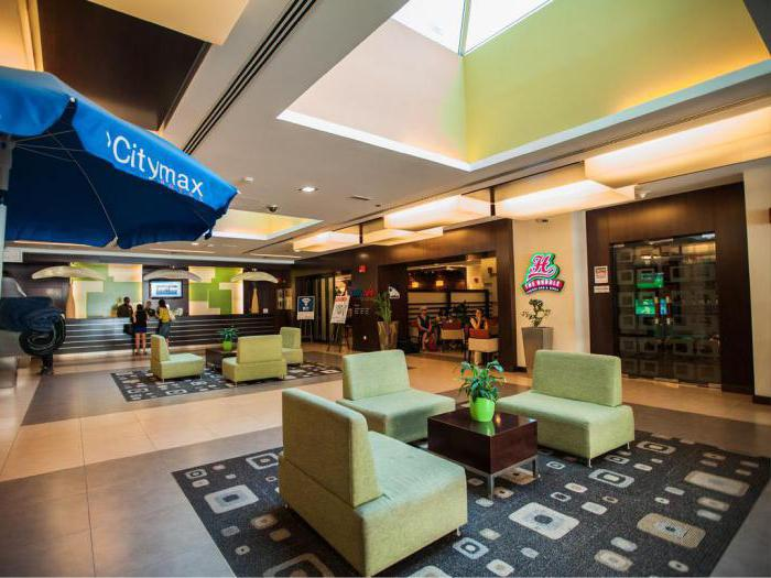 Citymax Hotel Al Barsha 3 дубай