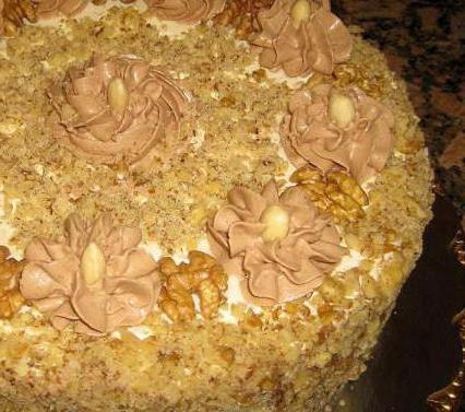 Апшерон торт