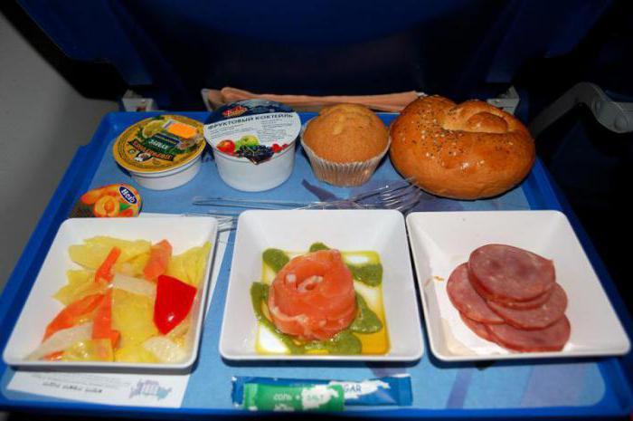 за какое время нужно заказывать спец питание на борту ажрофлот
