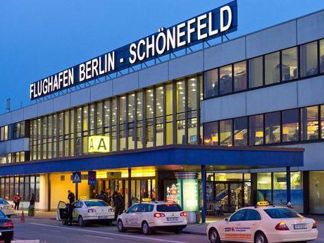 Берлин шенефельд как добраться