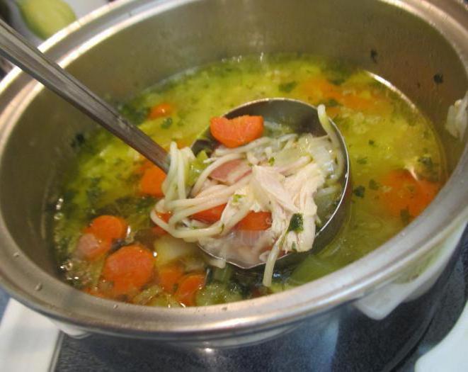 суп из курицы рецепты видео простые и вкусные