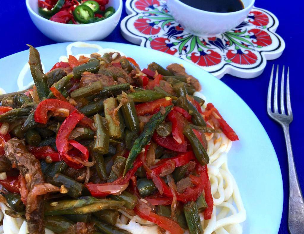 Рецепты лагмана уйгурского 83