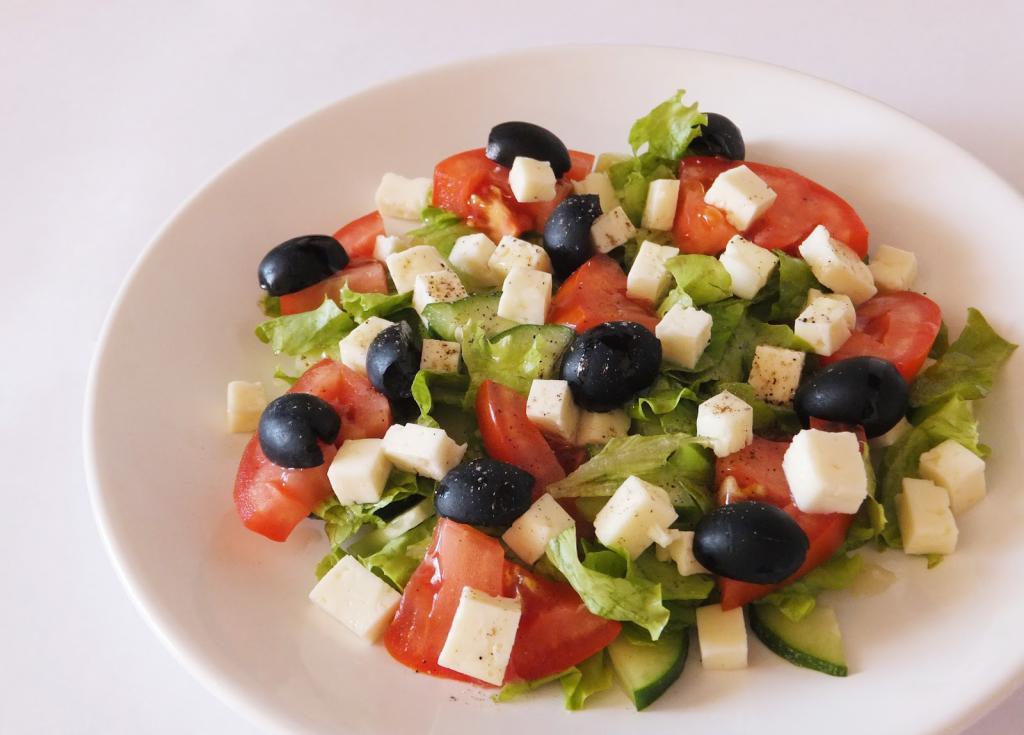 маша должна рецепт салата греческий классический с фото порошенко известен
