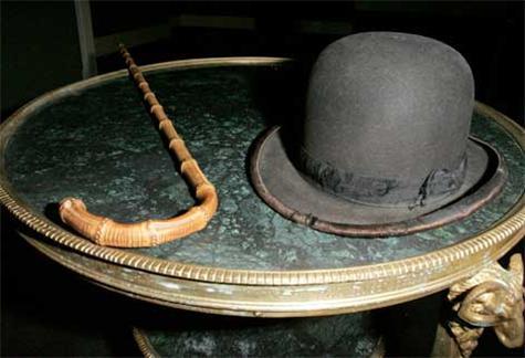 Шляпа чаплина