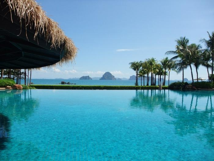 Таиланд какое море или океан окружает
