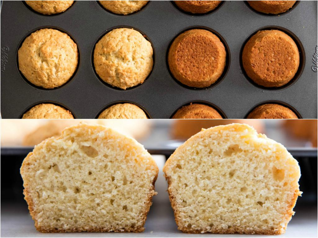 Oven Silicone Cake Muffin Recipe