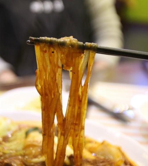 Starch Noodles Recipes