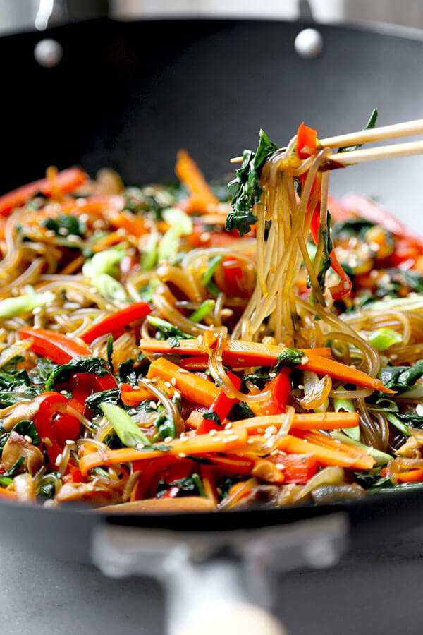 how to cook starch noodles
