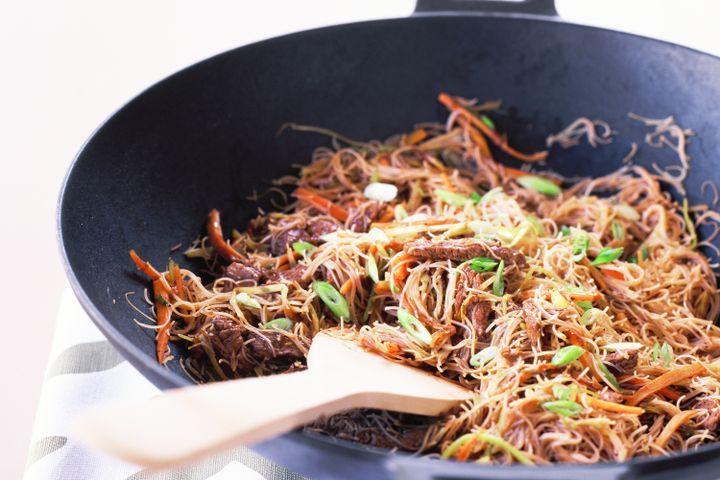 starch noodles photo