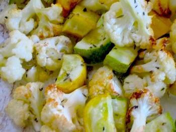 рецепты с цветной капустой и кабачками просто и вкусно