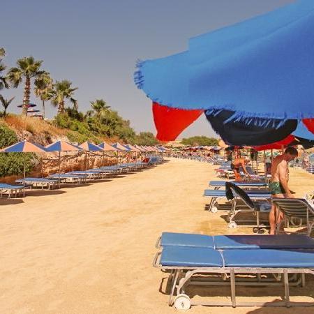 Отели Кипра с песчаным пляжем