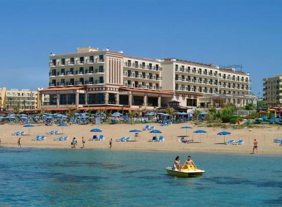 Отели Кипра с хорошим пляжем
