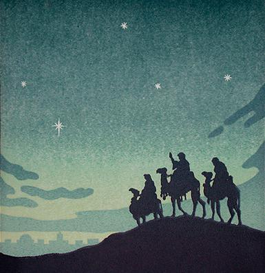 что волхвы принесли иисусу
