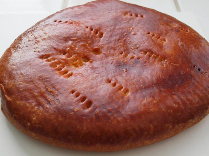 Гата армянская круглая
