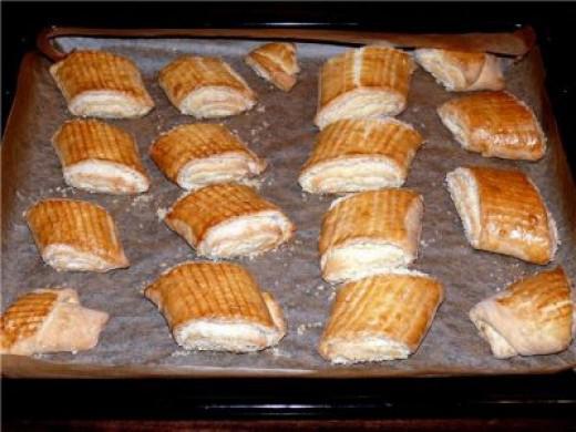 Как приготовить армянскую гату