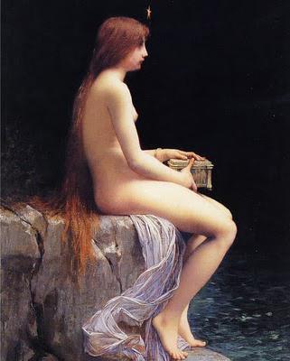 Мифы древней греции пандора