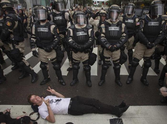 Полицейское государство