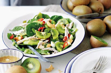 Салат изумрудный браслет рецепт