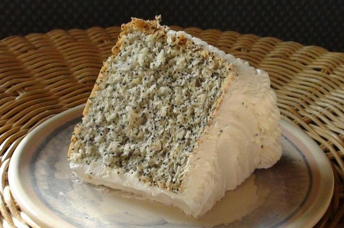 Рецепт макового торта без муки с фото