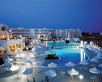 Тунис остров джерба отели