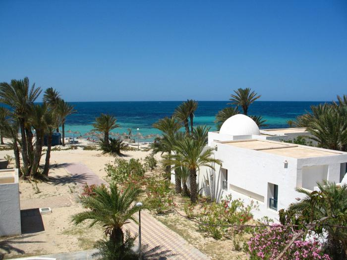 Отдых в тунисе джерба