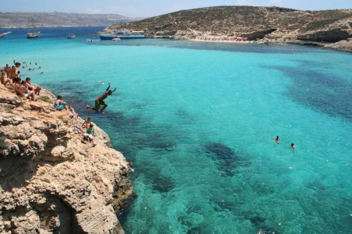 Мальта пляжи и отели 35