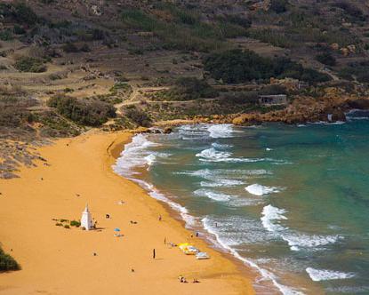 Мальта пляжи и отели 29