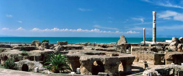 температура в тунисе сейчас монастир