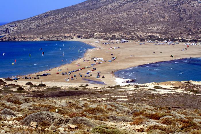 Семь чудес Родоса - Все о туризме