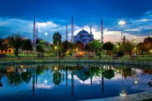 Турция в октябре куда поехать