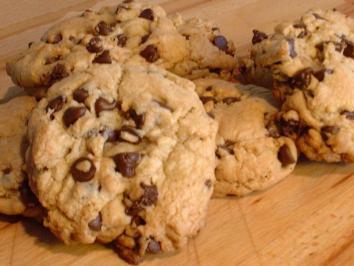 Как сделать американские печеньки
