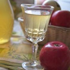 Приготовление настойки из яблок