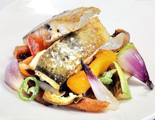 Рыба гренадер рецепты