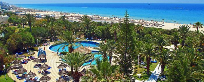 мархаба резорт 4 тунис