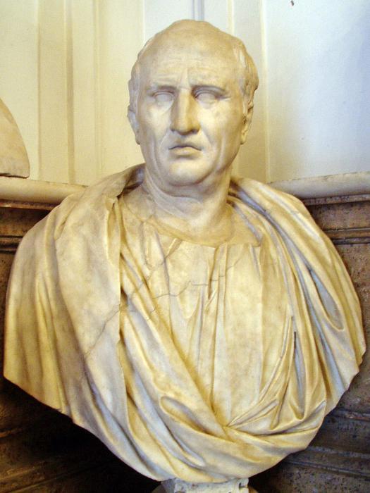 Цицерон: цитаты и биография