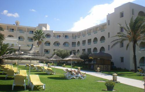 пальмира бич монастир тунис
