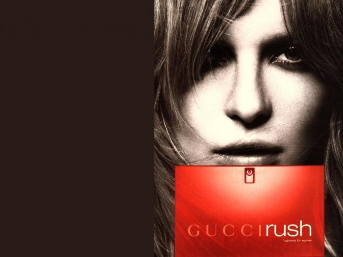 Торопитесь жить с «Gucci Rush»!