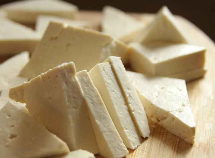 что такое тофу фото