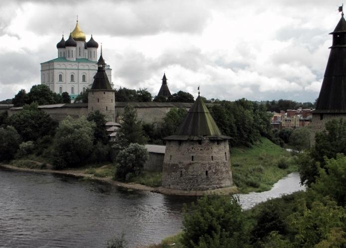 Псков: достопримечательности древнерусского городка