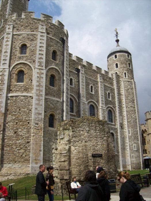 Кровавая башня в лондоне история