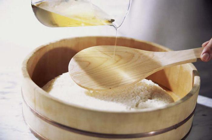 Рис для суши рецепт в домашних условиях с яблочным уксусом