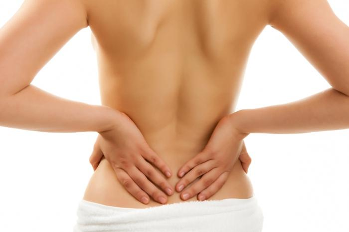 Как болит спина при протрузии поясничного отдела
